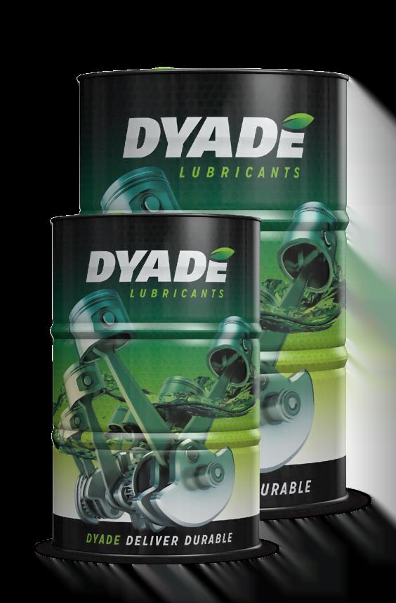 Khaya UTTO 100 - Dyade Lubricants